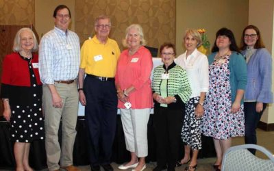 Volunteers Celebrated for Service