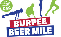 Join us for the Burpee Beer Mile on May 15!